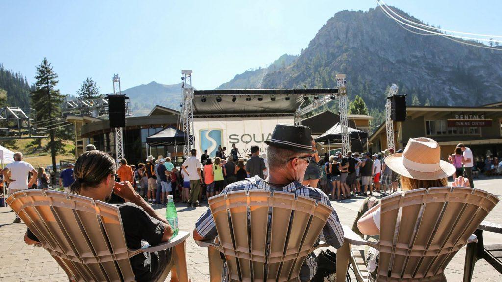 Music Festival Palisades Tahoe